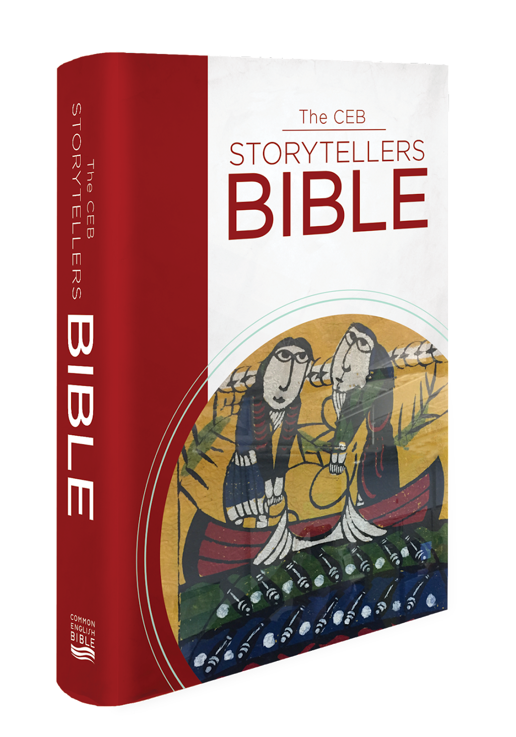 CEB Storytellers Bible