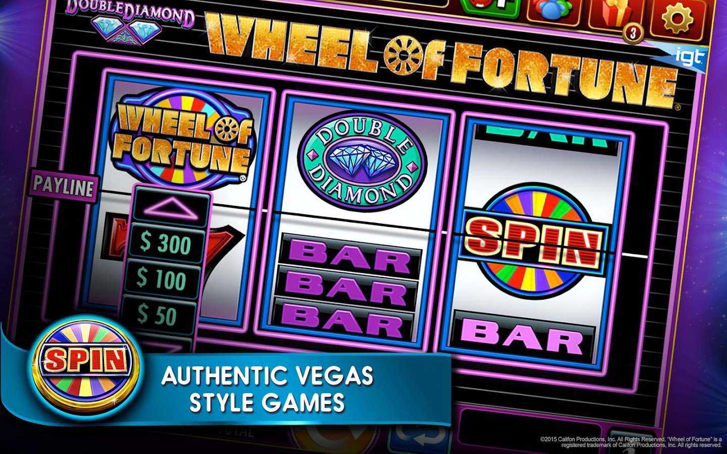 doubledown casino slot game