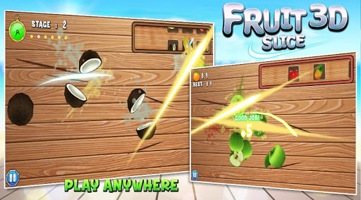 Fruit Cut Slice 3D 1.0.8 {cheat|hack|gameplay|apk mod|resources generator} 5