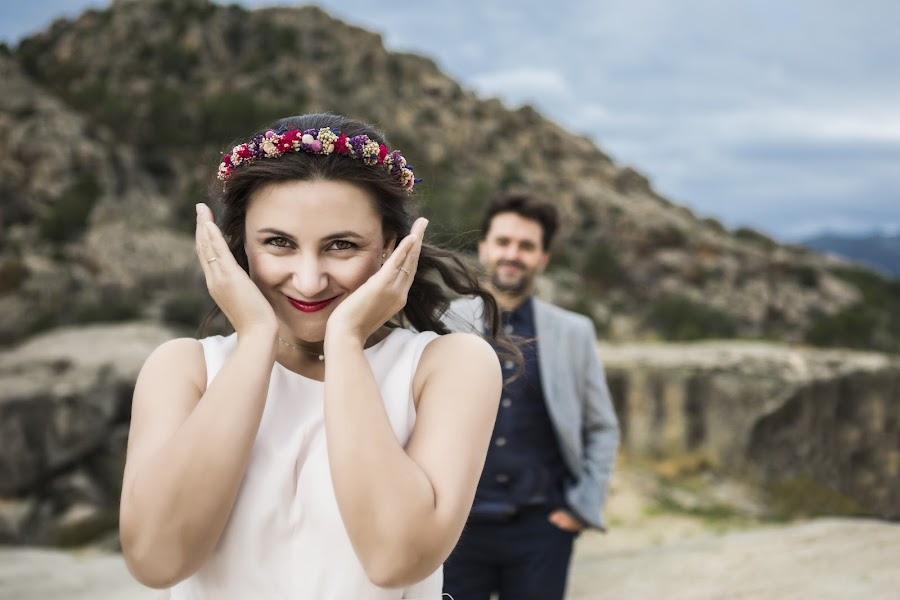 Fotógrafo de bodas Raul Santano (santano). Foto del 02.01.2019