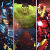 Tải Superhero Immortal Gods City Street Crime Fighter APK