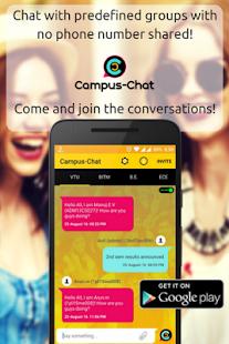 Campus-Chat (VTU & RGPV) screenshot
