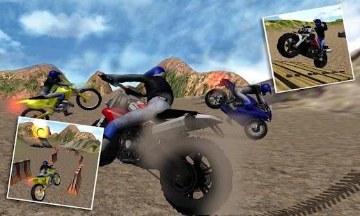 Crazy Offroad Mountain Biker- screenshot thumbnail