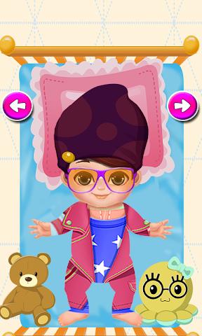 android Newborn Baby Care - baby games Screenshot 6