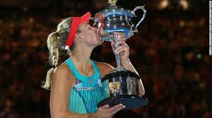 Image result for kerber aussie open