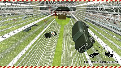 Crash Car Engine Simulator: Junkyard Speed Bumps 1.0 screenshots 12