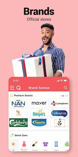 Qoo10 - Best Online Shopping 5.5.2 Screenshots 4