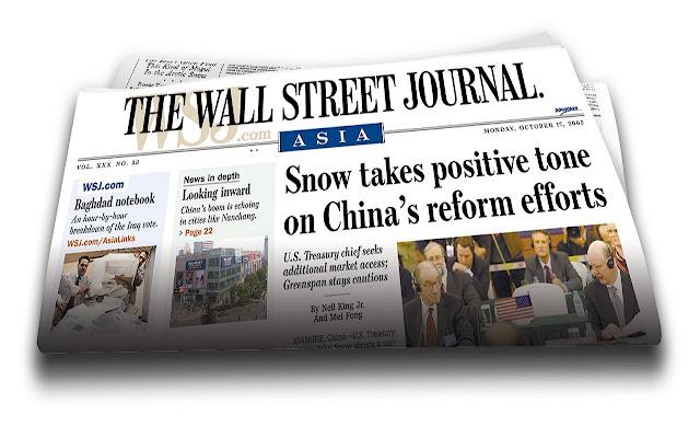 WSJ Opinion Journal