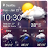 Clock Weather Widget – Lake 8.6.9.1089_release Apk