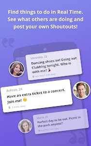 Amoretto - Socialize and Chat screenshot 6