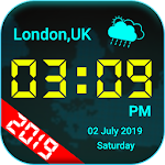 Global Clock-Watch All Countries Universal Time 1.1