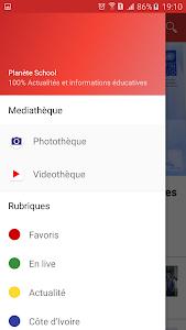 Planète School screenshot 1