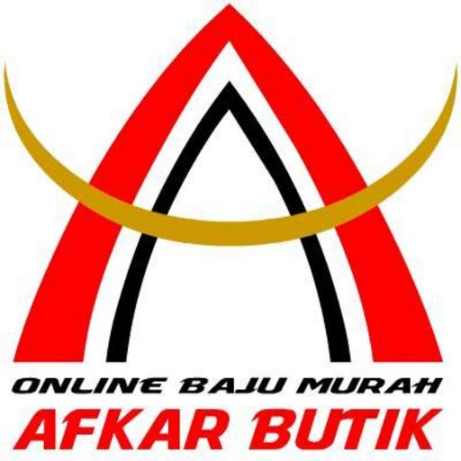 Afkar Butik online baju murah