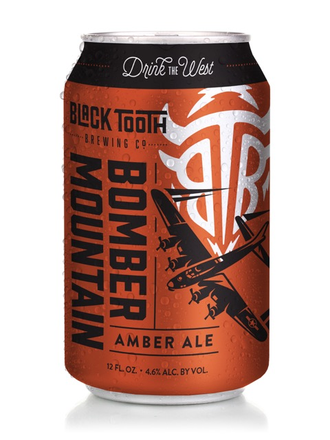 Logo of Black Tooth Bomber Mountain Amber