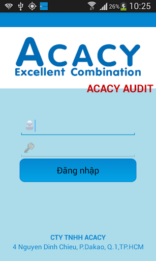 Acacy Audit Project