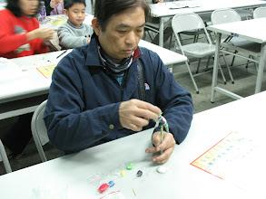 Photo: 20110323傳統童玩快樂學-捏麵人 001