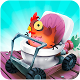 Animal Chicken Squad: Super Adventure