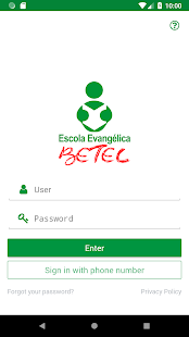 App Betel - náhled