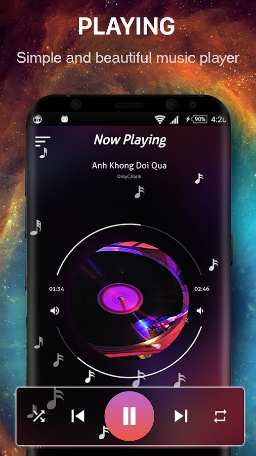 Music Player style S8 Edge - Android Apps on Google Play