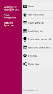 mein Heidelberg - screenshot thumbnail