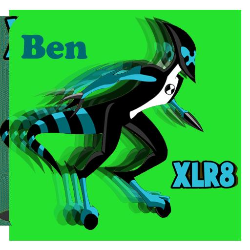 Ben XLR8 1