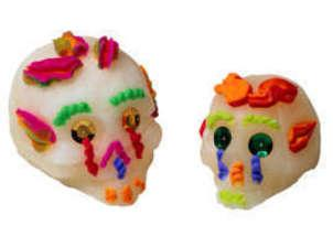 How To Make Sugar Skulls - Step By Step Recipe