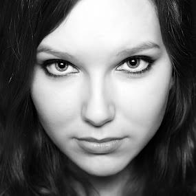 by Josiah Blizzard - People Portraits of Women