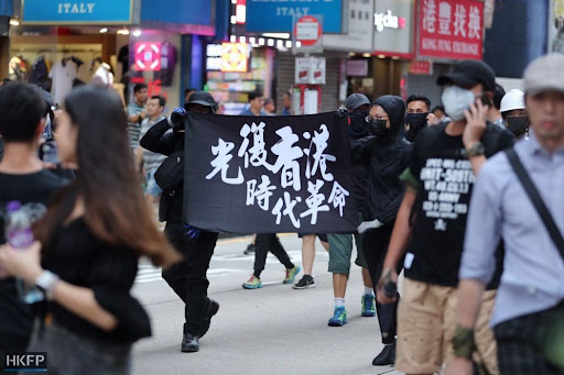 Hong Kong hands down first guilty sentence on terrorism and inciting secession charges under national security law