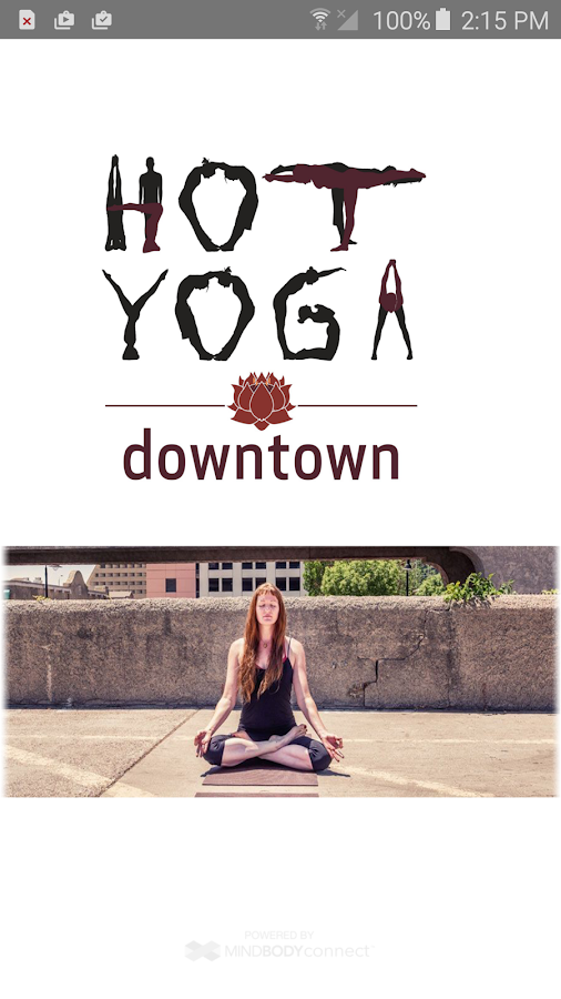 Hot Yoga Downtown Albuquerque- screenshot