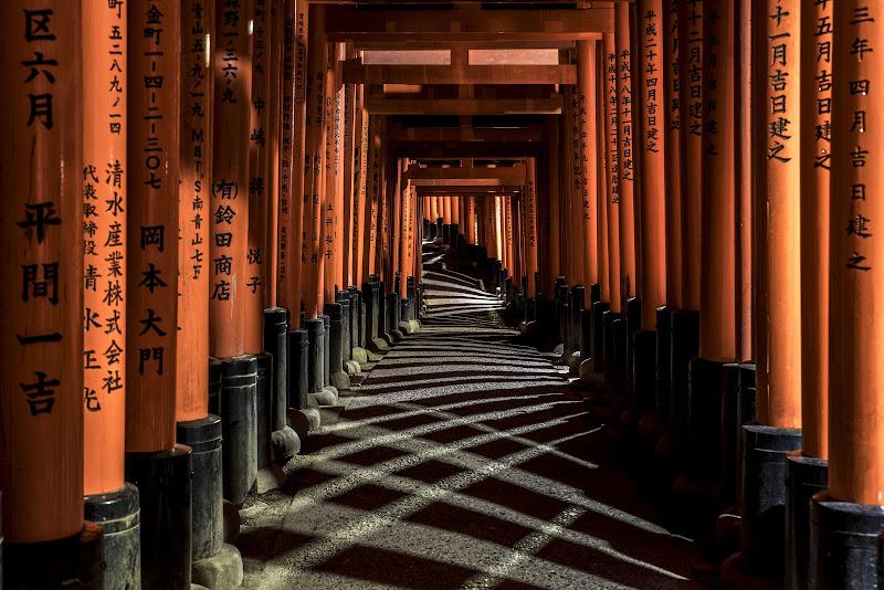 Fushimi Inari Taisha di Manuel G. Ph.