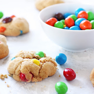 Peanut M&M Cookies