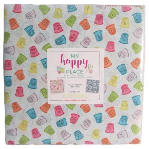 My Happy Place Layercake  By Cherry Guidry (11385)