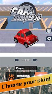 Car bumper.io – Roof Battle 1