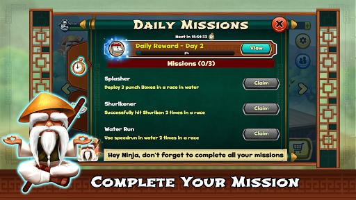 Ninja Race - Fun Run Multiplayer 1.05 screenshots 7