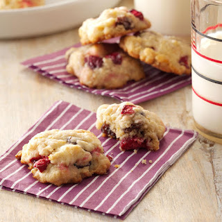 Cranberry Oatmeal Cookies Recipe