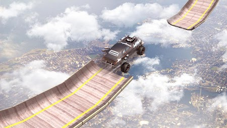 Mega Ramp Impossible 3D APK screenshot thumbnail 7