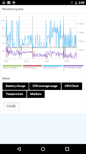 PCMark for Android Benchmark Screenshot 3