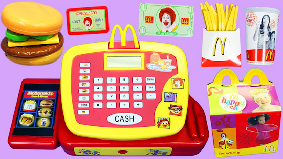 Cash Register Toys Review - náhled