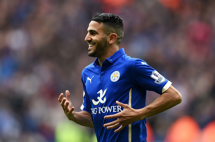 Talented: Riyad Mahrez should add to Manchester City's attacking ability in the forthcoming season. Picture: GETTY IMAGES/MICHAEL REGAN