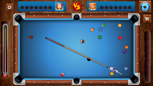 Billiards Game screenshot