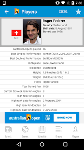 Australian Open Tennis 2016 Screenshot 6