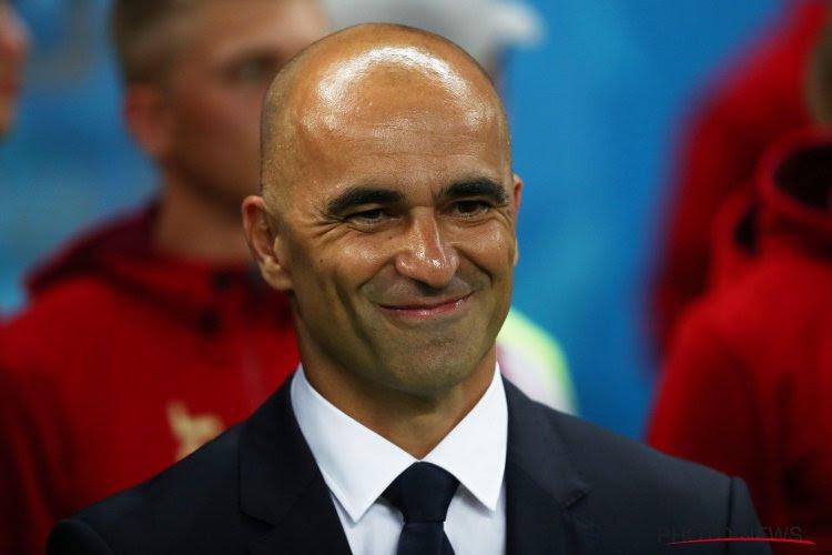 Roberto Martinez denkt aan een uitblinker uit de Jupiler Pro League als Rode Duivel