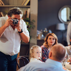 Wedding photographer Aleksey Sychev (Absfoto). Photo of 01.11.2017