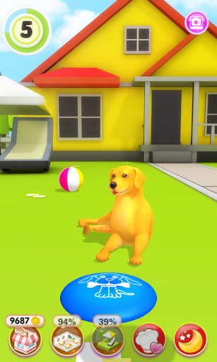 My Talking Puppy screenshots 4