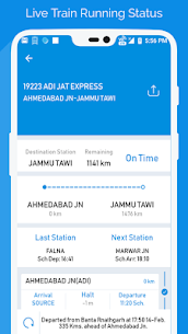 Indian Railway – IRCTC & PNR Status App Download For Android 5