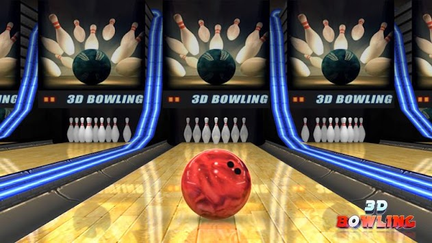 3D Bowling apk screenshot