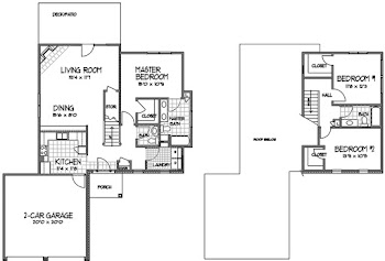 Go to Townsend Floorplan page.