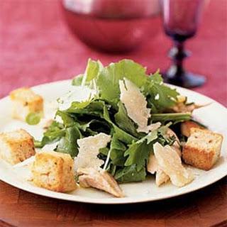 Roasted Chicken and Arugula Salad