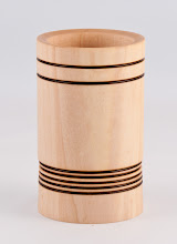 "Photo: Gary Nickerson - 2.5"" x 4"" pencil box [maple]"