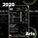 Hi-Tech Launcher -- Aris Theme icon